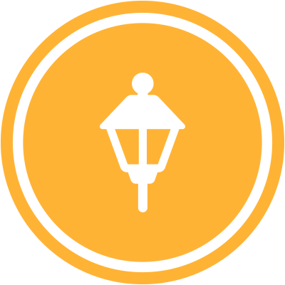 streetlamp icon
